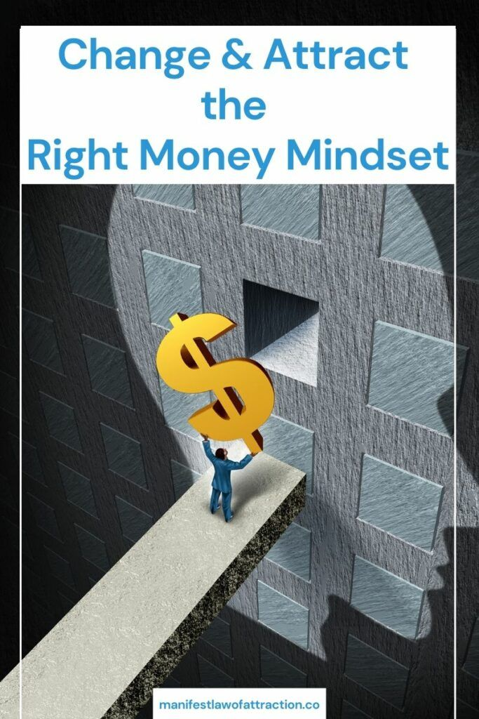 Change & Attract the Right Money Mindset 4