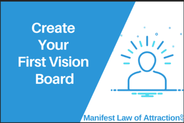 Create Your First Vision Board