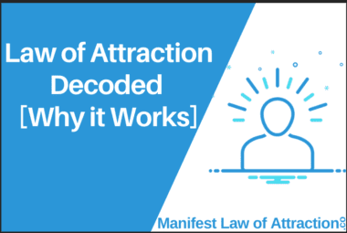Law Of Attraction Decoded [Why It Works]