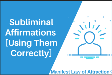 Subliminal Affirmations [Using Them Correctly]