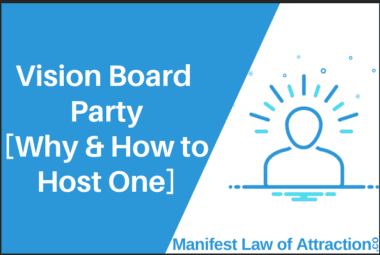 Vision Board Party [Why & How To Host One]
