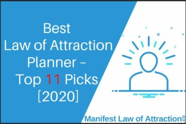 Best Law Of Attraction Planners 2021