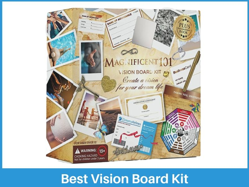 Best Vision Board Kit