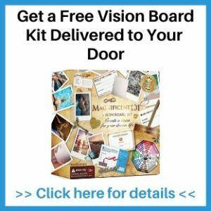 Free vision board kit
