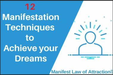Effective Manifesting Tools