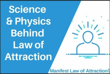 Law Of Attraction Science And Physics