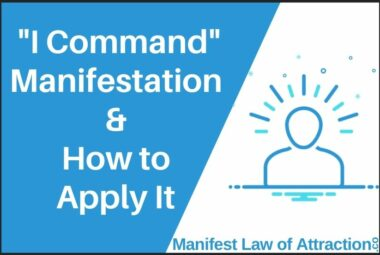 I Command_ Manifestation & How To Apply It
