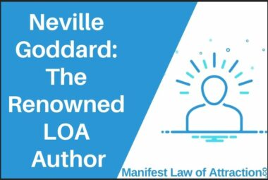 Neville Goddard_ The Renowned LOA Author