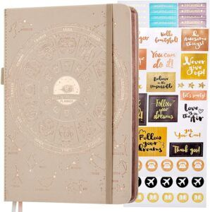 deluxe undated 90 days planner law of attraction journal