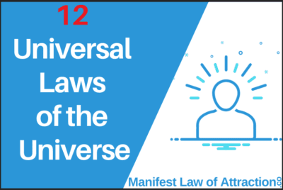 12 Universal Laws Of Universe