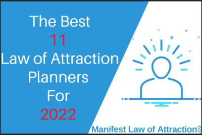 Best Law Of Attraction Planner – Top 11 Picks [2022]